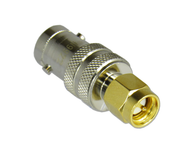 N9922 BNC/Female to SMA/Male Network Grade Adapter Centric RF