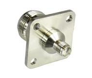 N9950 N/Female to SMA/Female Flange Network Grade Adapter Centric RF