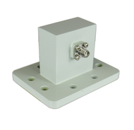 CWR159S SMA/Female to WR159 Waveguide to Coax Adapter Centric RF