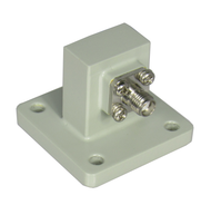CWR75S WR75 to SMA/Female Waveguide to Coaxial Adapter Centric RF