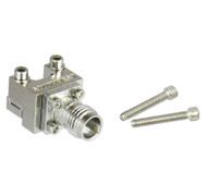 1492-01A-5 2.4/Female End Launch Connector for .007 Pin and .048 Dielectric Centric RF