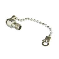 CSM1FC SMA/Female Dust Cap with Chain Centric RF