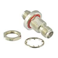C3137 SMA/Female to SMA/Female Bulkhead Adapter Centric RF