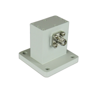 CWR90SB SMA/Female to WR90 Waveguide to Coax Adapter Centric RF