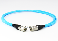 C547-107-09B 2.92/Male to 2.92/Male Super Flexible 9 inch Cable Assembly Centric RF