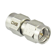C3456 SMA/Male to SMA/Male 27 Ghz Adapter Centric RF