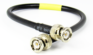 C521-240-72 BNC/Male to BNC/Male LMR240 72 inch Cable Assembly Centric RF