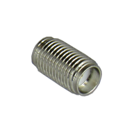 "220-503SF SMA Thread In Connector for .036"" Launch Pin .425"" OAL Centric RF"