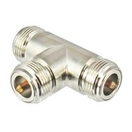 C5690 N T Adapter 6Ghz Female / Female /Female Centric RF