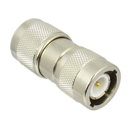 C4927 Type C Male to N Male Adapter VSWR 1.25 Brass Centric RF