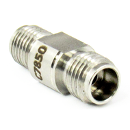C7850 2.4/Female to 3.5/Female adapter Centric RF