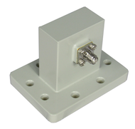 CWR137S WR137 to SMA/Female Waveguide to Coaxial Adapter Centric RF