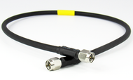C592-200-09 SMA/Male to SMA/Male 6 Ghz LMR200 6 Inch Cable Centric RF