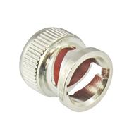 CBM3 BNC Male Dust Cap Brass protects BNC-F Centric RF