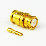 CX4502 SMP/Female Connector for .086 Cable Centric RF