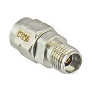 C7256 2.92mm Female to 2.4mm Male Adapter VSWR 1.15 40Ghz Centric RF