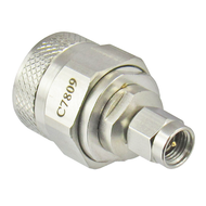 C7809 3.5mm Male to N Male Adapter 18Ghz Centric RF