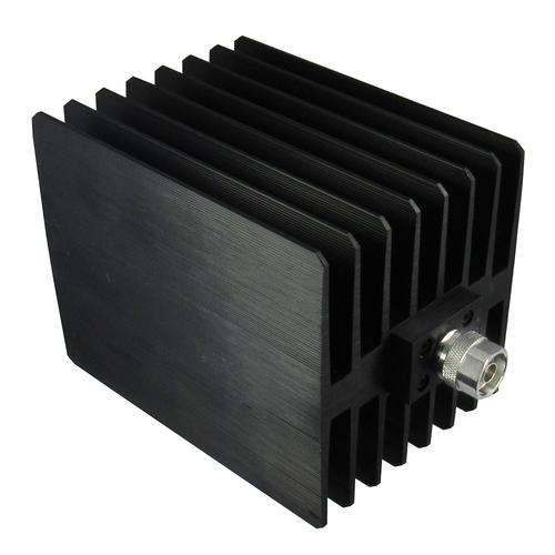 C4N1009-10 N 100 Watt Attenuator 10dB 4Ghz VSWR 1.2 Bidirectional Centric RF