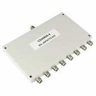 CS2080S-8 SMA Power Divider 8-way 2-8Ghz S Steel SMA Centric RF