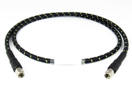 C558-213-12 2.4mm Low Loss Phase Stable Test Cable with Aramid Jacket Centric RF
