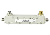 C1040-10 Coupler SMA 1-4 Ghz 10dB VSWR 1.2 Centric RF