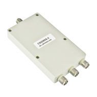 CS2080S-3 SMA Power Divider 3-way 2-8Ghz S Steel SMA Centric RF