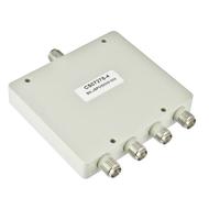 CS0727S-4 SMA Power Divider 4-way 0.7-2.7Ghz Centric RF