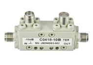 C0418-10B Coupler SMA 4-18 Ghz 10dB Centric RF