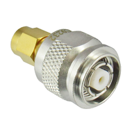 C9232 TNC Male Reverse Polarity to SMA Male Adapter Centric RF