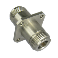 C5654 N/Female to N/Female Flange Adapter Centric RF