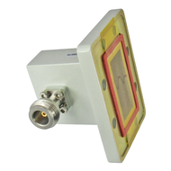 CWR137NG WR137 to N Waveguide to Coax Adapter Centric RF
