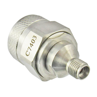 C7403 2.92mm Female to N Male Adapter Centric RF