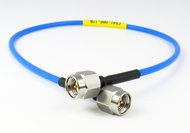 C581-086-24B SMA 18Ghz Flexible 086 Cable 24inches Centric RF