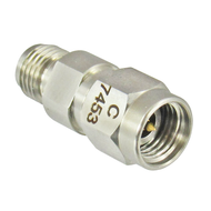 C7453 2.92mm Male to 3.5mm Female Adapter Centric RF