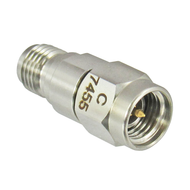 C7455 2.92mm Female to 3.5mm Male Adapter Centric RF