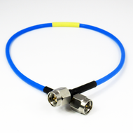 C589-086-04 SMA/Male to SMA/Male 27 Ghz Flexible 4 inch Cable Centric RF
