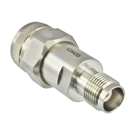 C5435 Type N Male to TNC Female Adapter Centric RF