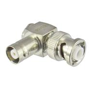 C2456 Adapter MHV Plug-Jack Right Angle Centric RF