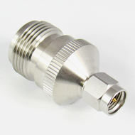C3526A SMA Male to N Female Adapter Centric RF