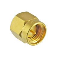 C4853 SMA Male Short Gold Plated Centric RF
