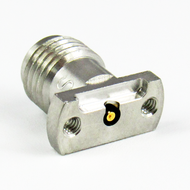 10359-002J 2.92 Female Vertical Launch Connector Centric RF