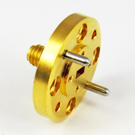 CWR1210E WR12 to 1.0mm WG to Coax End Launch Connector Adapter Centric RF