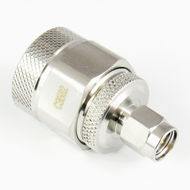 C3562 SMA Male to N Male Adapter Centric RF