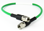 C549-086-18B Cable 2.92mm 40ghz VSWR 1.3 Max 18in Flexible Centric RF