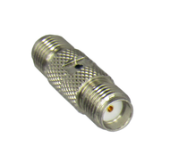 C3371 SMA/Female to SMA/Female Coaxial Adapter with Knurl Centric RF