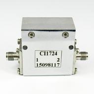 CI1724 Isolator SMA Female Centric RF
