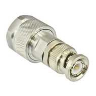 C5055 BNC/Male to N/Male Coaxial Adapter Centric RF