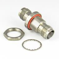 C2521 TNC/Female to TNC/Female Bulkhead Adapter Centric RF