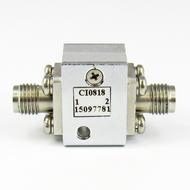CI0818 Isolator SMA Female Centric RF