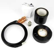 H71050 Grounding Kit for Corrugated Cable Centric RF